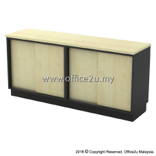 T-YSS7160 COMBINATION LOW CABINET (DUAL SLIDING DOOR)