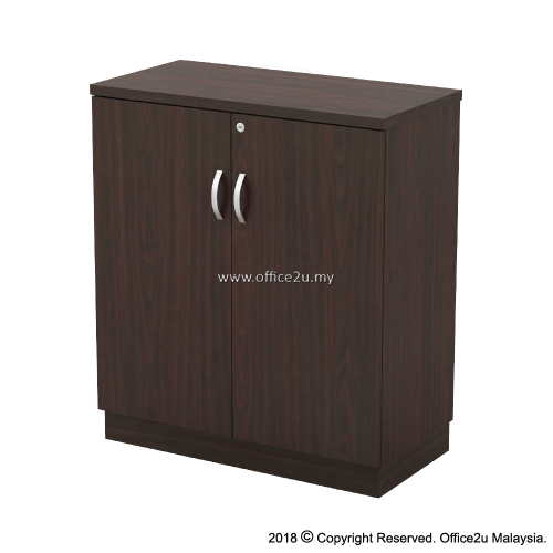 Q-YD9-W SWINGING DOOR LOW CABINET