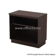 Q-YO875-W OPEN SHELF LOW CABINET (HEIGHT : 750mm)