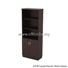 Q-YOD21 SEMI SWINGING DOOR HIGH CABINET