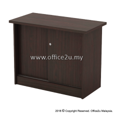 Q-YS303-W SLIDING DOOR SIDE CABINET