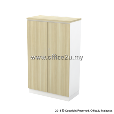 B-YD13(E) SWINGING DOOR MEDIUM CABINET - CHAMFERED EDGE