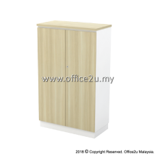 B-YD17(E) SWINGING DOOR MEDIUM CABINET - CHAMFERED EDGE