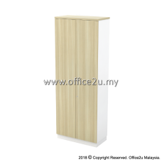B-YD21(E) SWINGING DOOR HIGH CABINET - CHAMFERED EDGE