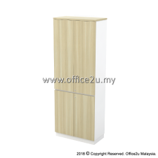 B-YTD21(E) SWINGING DOOR HIGH CABINET - CHAMFERED EDGE