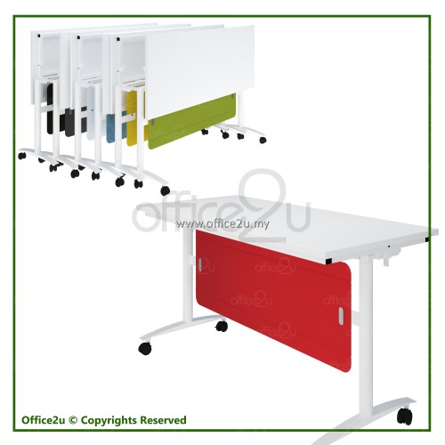 MAY 2020 SPECIAL #3 : FT-WB1560 FOLDABLE TRAINING TABLE
