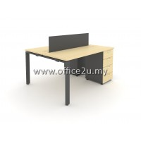 WS-BM2 TWO SEATERS WORKSTATION