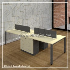 BM SERIES 4-SEATERS WORKSTATION : WS-BM4B