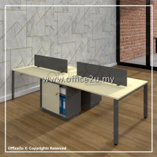 BM SERIES 4-SEATERS WORKSTATION : WS-BM4G