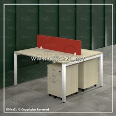 NN SERIES 2-SEATERS WORKSTATION