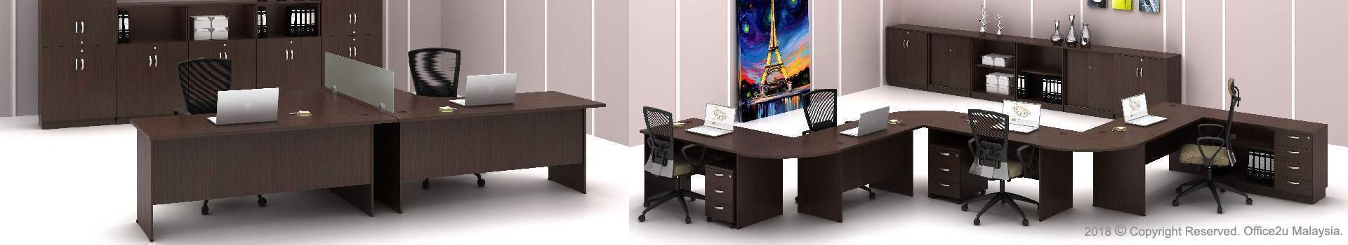 OFFICE TABLE > EXOTIC Series
